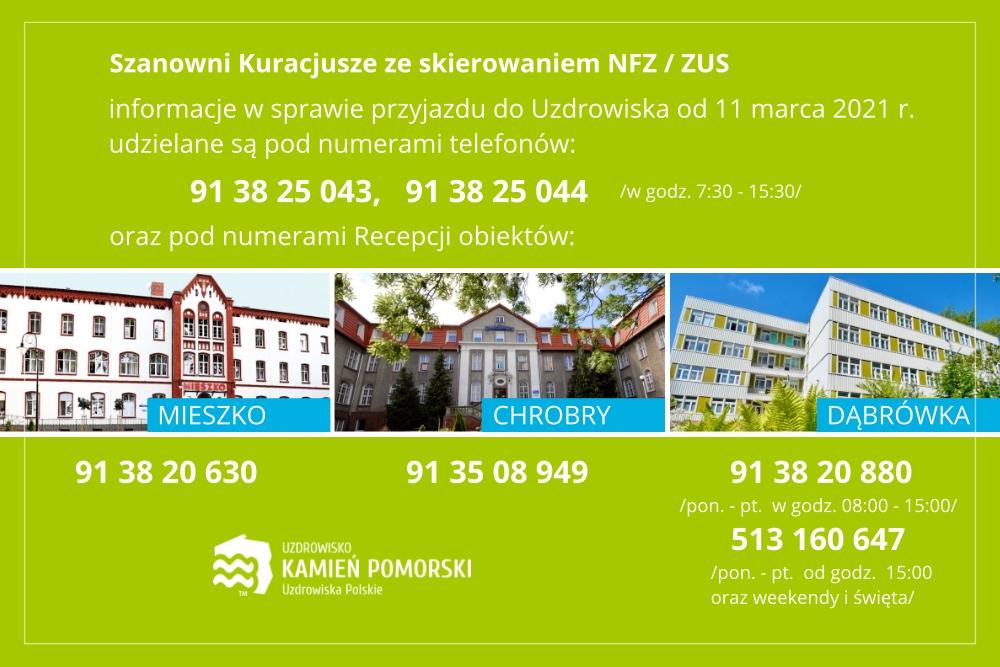 sanatorium NFZ