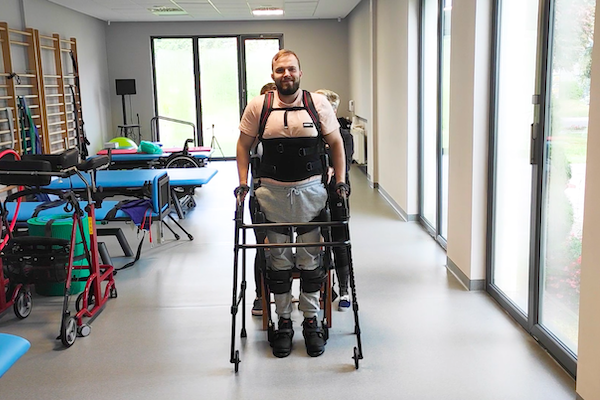 rehabilitacja osob po urazie rdzenia kregowego