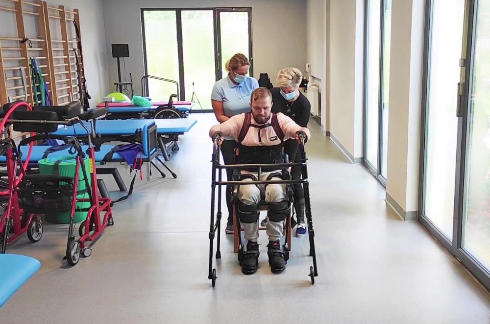 rehabilitacja po urazie rdzenia
